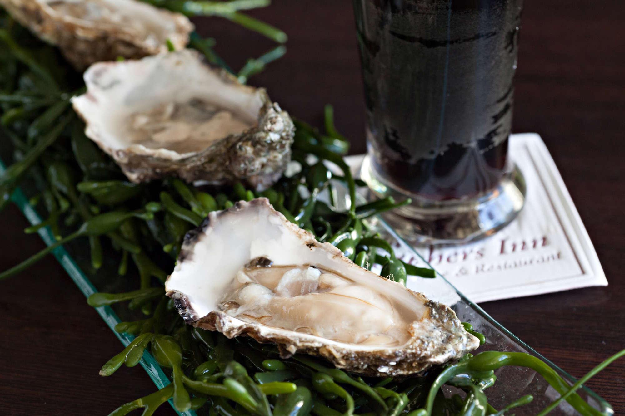 Oysters & Murphys, pure Cork boy!!